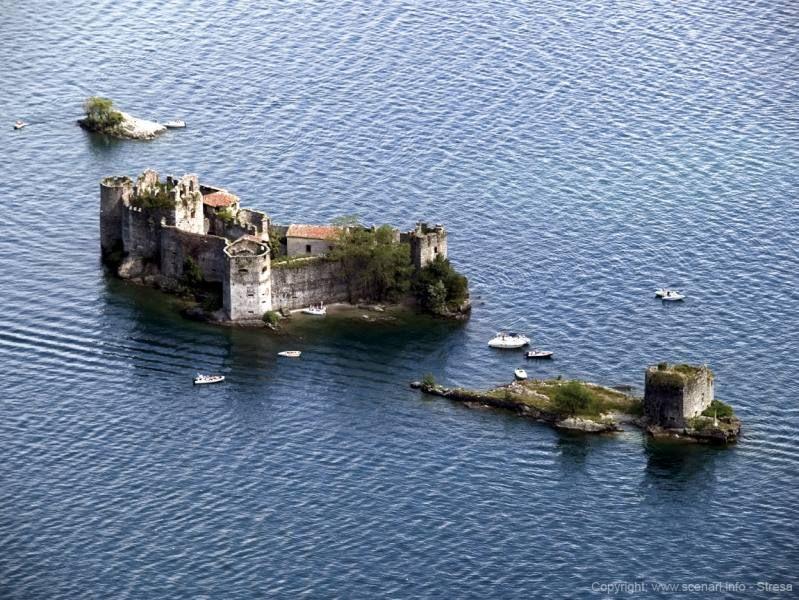 Il Lago Maggiore e il mistero dei Castelli di Cannero