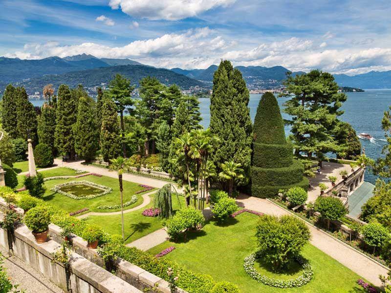 Giardini delle isole Borromeo: un tuffo nelle meraviglie della natura