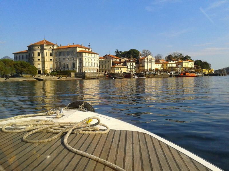 Lago Maggiore Boot und Stresa Service