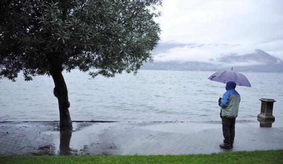 Lago Maggiore con la pioggia: cosa fare in caso di brutto tempo