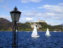 angera castle lake maggiore