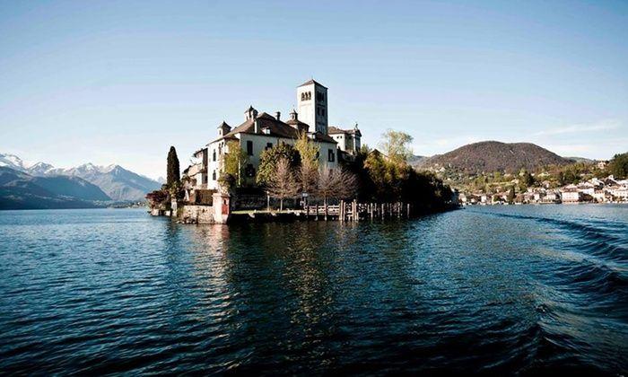 Il Lago d'Orta per un fine settimana romantico