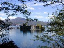 Castles of Cannero Lake Maggiore