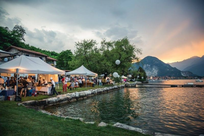 A Baveno torna lo Street Food Cookery