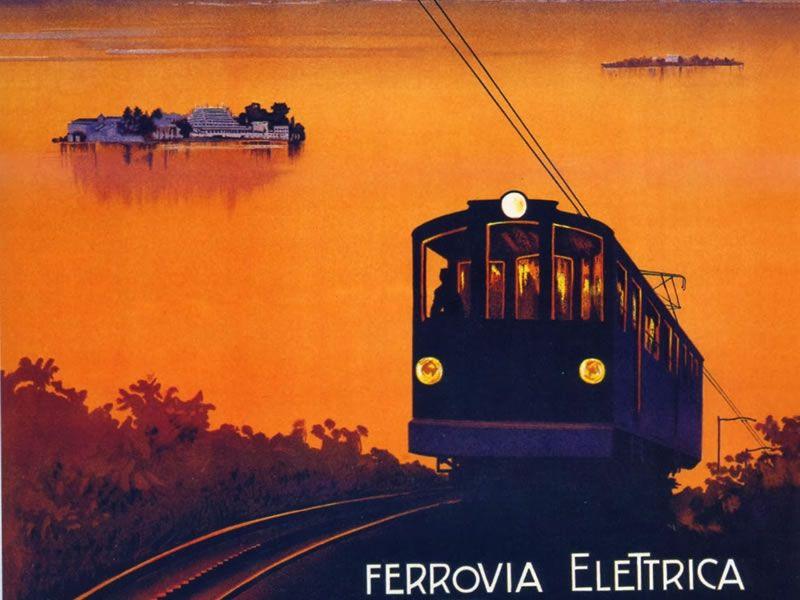 Stresa-Mottarone: eine Eisenbahn nie vergessen