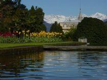 Terraced gardens of Villa Taranto