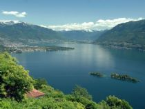 Tourist trip Brissago Islands Lake Maggiore