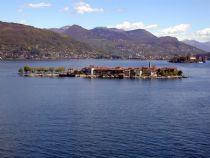Pescatori Island Lake Maggiore
