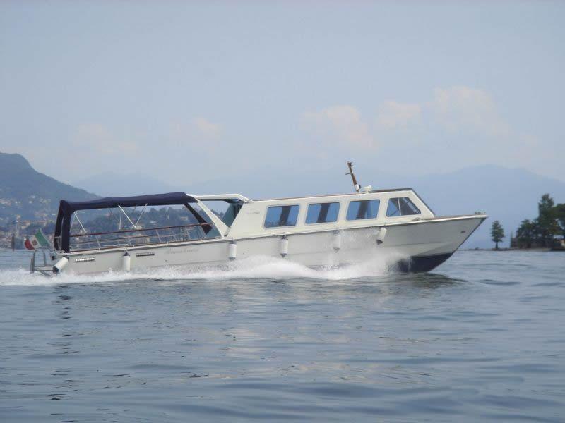 Lake Maggiore Boat