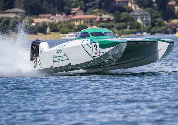Sul Lago Maggiore il Mondiale di Motonautica XCAT