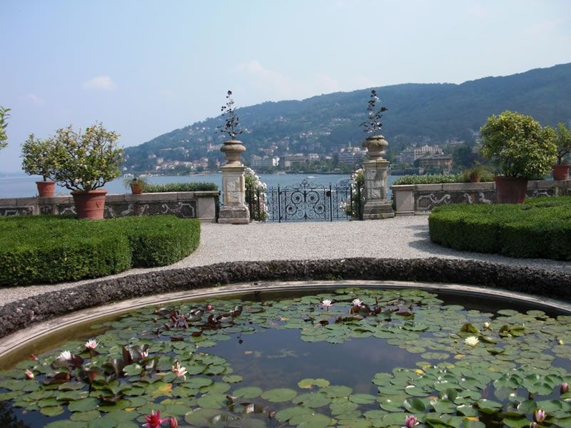 Natural activity lake  maggiore and stresa outdoor