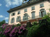 Palazzo isola Grande Brissago