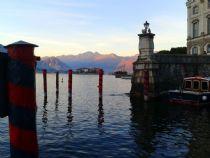 port lac majerur stresa
