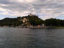 rocca lake maggiore