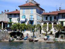 Stresa, Lake Maggiore Island Pescatori
