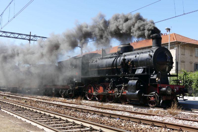 Treno a Vapore da Milano al Lago Maggiore