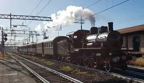 Alla scoperta del lago Maggiore con un treno storico
