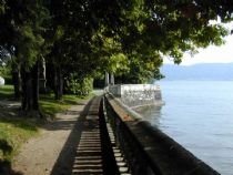 Verbania Pallanza the gardens of Villa Giulia