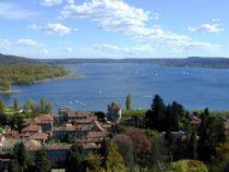 View Lake Maggiore Angera